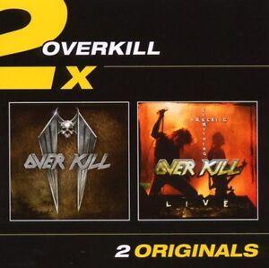 Overkill-Killbox-13-Wrecking-Everthing-Live-2CD-NEU-amp-OVP