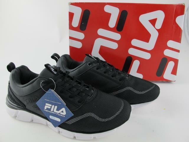 Mens FILA Memory Advance Cool Max Shoes