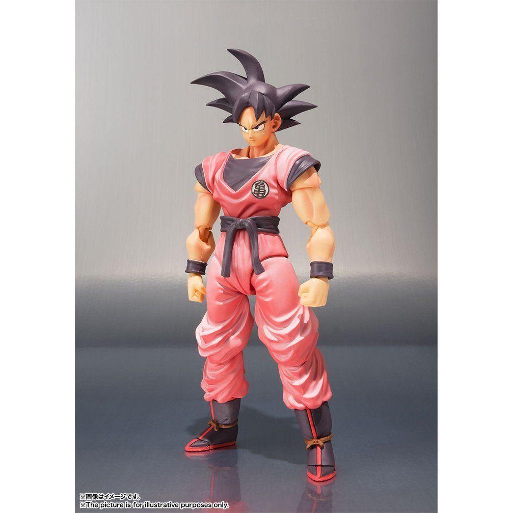 S.H.Figuarts Son Goku Kaioken Ver. Tamashii Nation World Tour 10th Anniversary