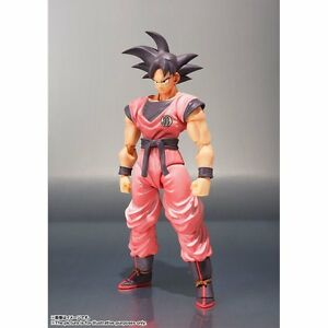 SH Figuarts Dragonball Z Kaioken Son Goku 2.0 Z Fighter
