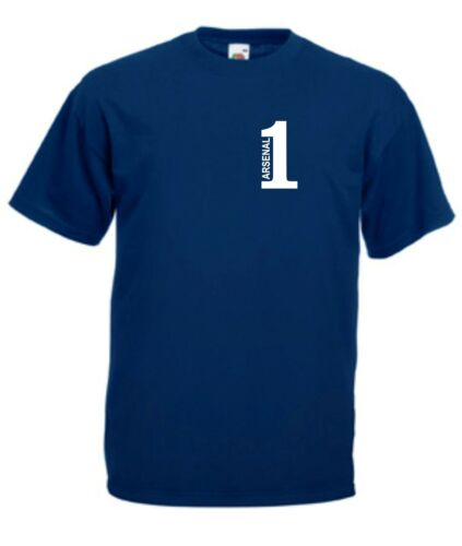 Number 1 Arsenal Fan TShirt Mens