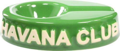 GREEN ** NEW in BOX ** HAVANA CLUB COLLECTION CHICO CIGARILLO ASHTRAY