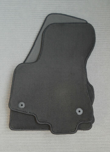 20mm dickes Material NEU Befestigung $$$ Velour Fußmatten für Opel Zafira A