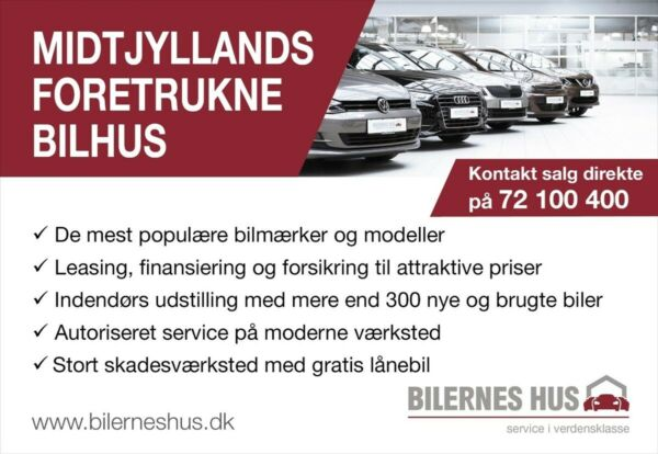 BMW 520d 2,0 aut. - billede 2