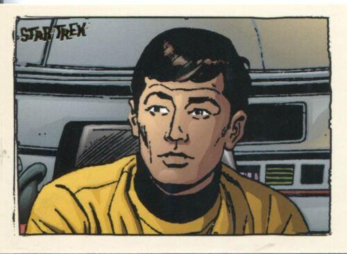 Star Trek TOS Art /& Images Gold Key Comic Book Art Chase Card GK21