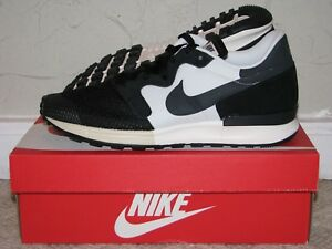 buy popular 1a4a2 7d456 Image is loading Nike-Air-Berwuda-Black-Off-White-Mens-Size-