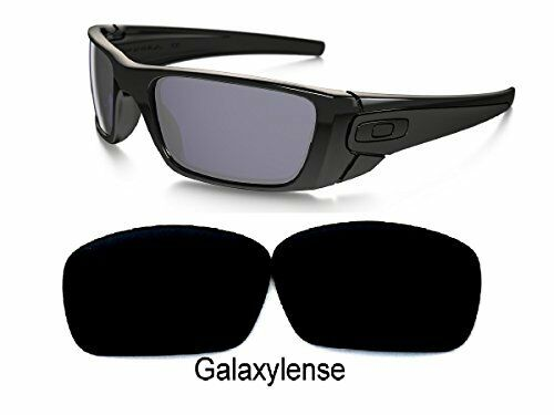 782e0faf89 Galaxy Replacement Lenses For-oakley Fuel Cell Iridium Black Polarized 100  UVAB for sale online