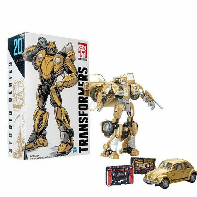 Hasbro Transformers Studio Series#20 Bumblebee Retro Pop Hightway Vol.2Exclusive