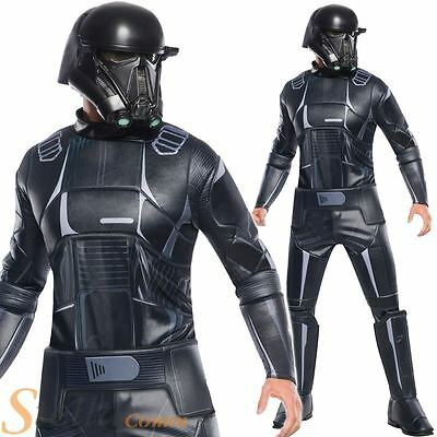 Rubies Costume Co Rubies Rogue One Super Deluxe Death Trooper Child Costume