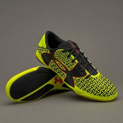 Under Armour CF Force ID Mens Size 7.5 Indoor Turf Soccer Shoes New W//Box