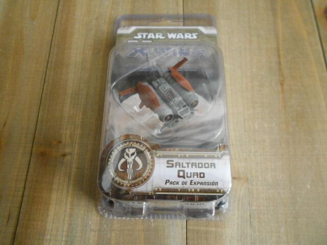 Star Wars X-Wing - El juego de Miniaturas - Expansión: Saltador Quad - EDGE - FF