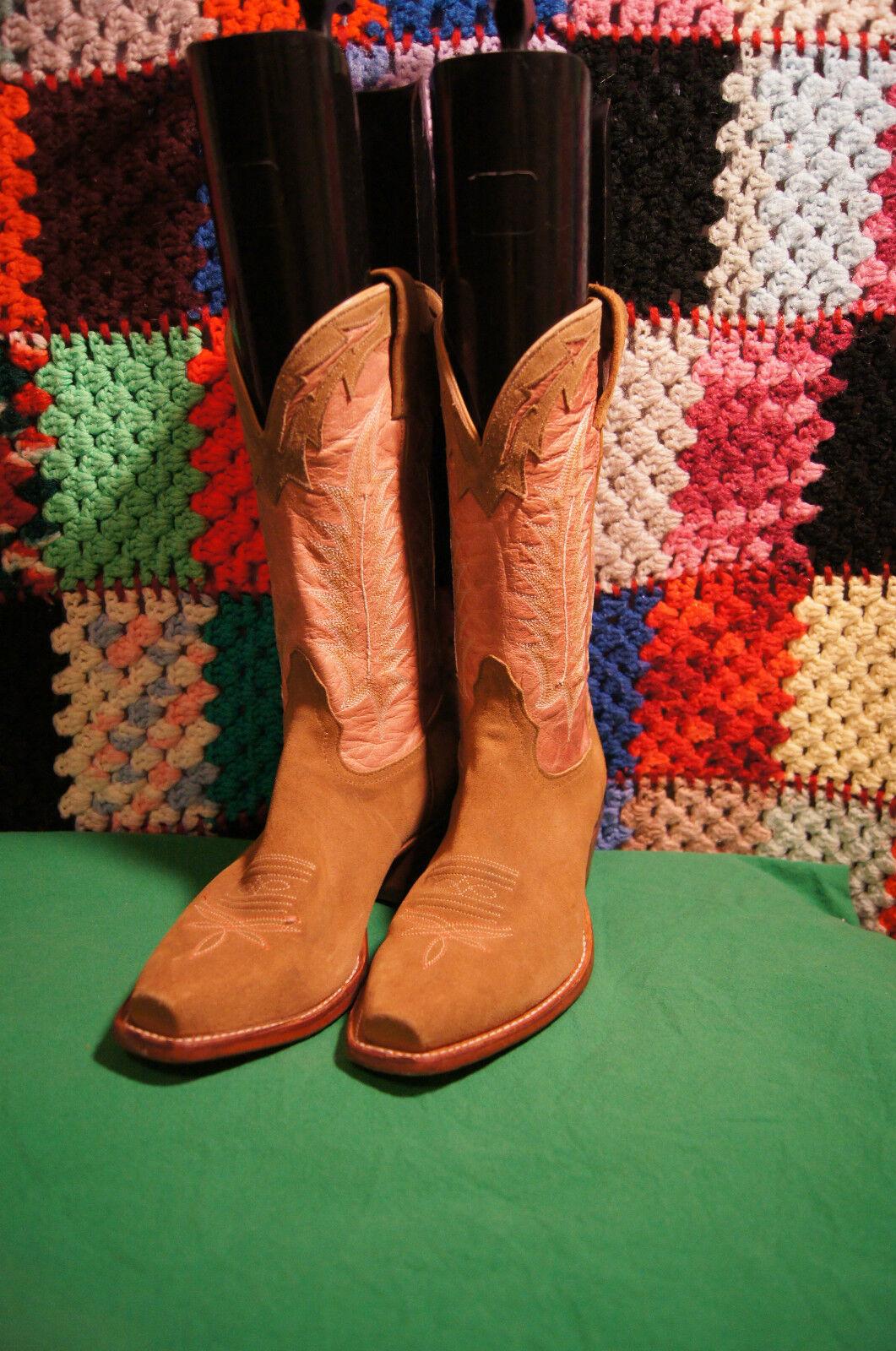 Tony Lama Stiefel 7 B B B Cowgirl Stiefel 7B WESTERN Stiefel 7 FASHION Stiefel 7 TONY LAMA ba6108