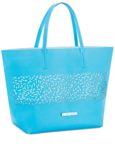 Vince Camuto Purse Tote Bag Shopper Weekender Travel Bag Nwot Beach Bag