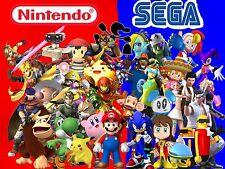 SEGA e Nintendo Emulatore-PC & Android-SMS, megadrive, GG, nes, snes, GB, GBC