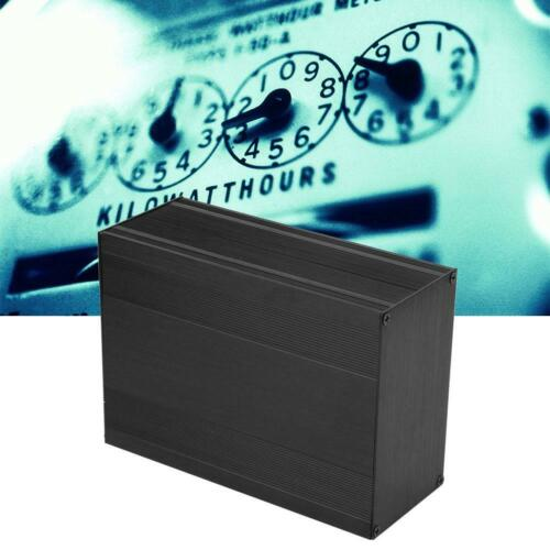 New Aluminum Printed Circuit Board Instrument Box Enclosure Electronic Case C