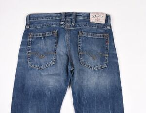 Replay Doc Droit Jambe Hommes Jean Taille 33/30