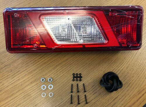 LEFT HAND TRANSIT PICKUP TIPPER TRUCK MK8 NEW REAR TAIL LIGHT LAMP