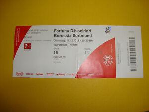 Fortuna Düsseldorf Ticket