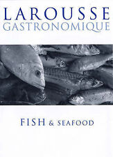 Larousse Gastronomique: Fish and Seafood-ExLibrary