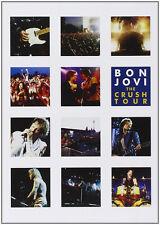 DVD * BON JOVI - THE CRUSH TOUR # NEU OVP