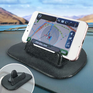 Universal Car Dashboard Anti Slip Sticky Pad Holder Stand for GPS Mobile Phone