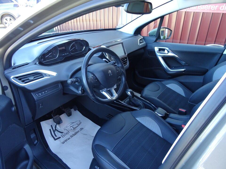 Peugeot 2008 1,6 BlueHDi 100 Desire Diesel modelår 2017 km