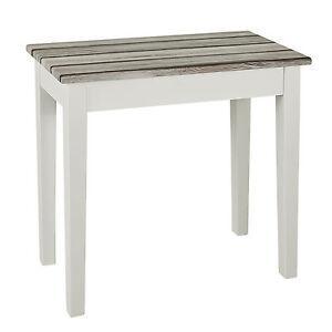 beistelltisch konsole tisch blumentisch t147 2 weiss hochglanz maritimo kiefer ebay. Black Bedroom Furniture Sets. Home Design Ideas
