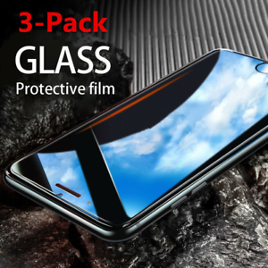 3-Pack-Premium-Real-Tempered-Glass-Screen-Protector-for-Apple-iPhone-7-8-6