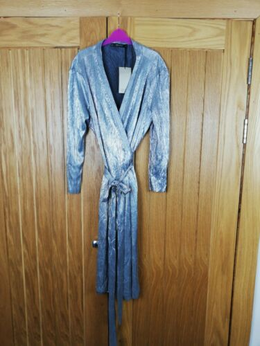 Women/'s Zara Wrap Dress Size L