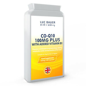 Co-Q10-PLUS-100mg-180-Capsules-Reduced-to-Clear-Expires-10-12-20