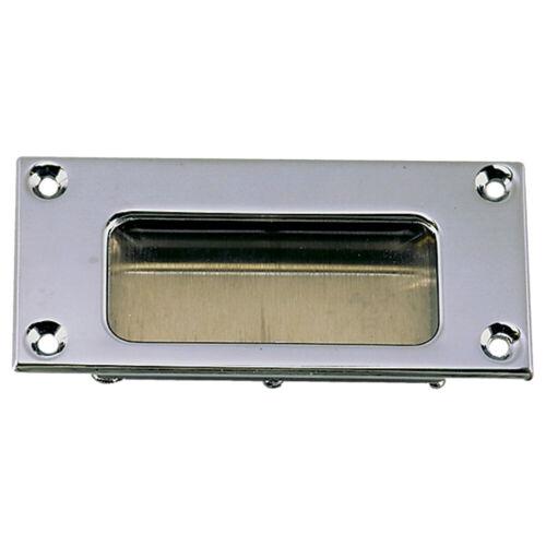 Perko 1110Dp0Chr Flush Pull Chrome Plated Zinc