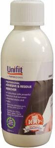 Unifit-Professional-Label-Kleber-und-Rueckstaende-Entferner-250ml-entfernt-Fett-Gummi