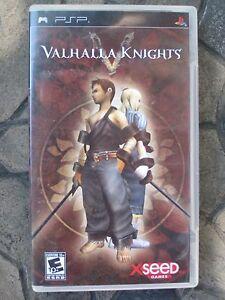 Valhalla Knights Sony Psp 2007 Ebay