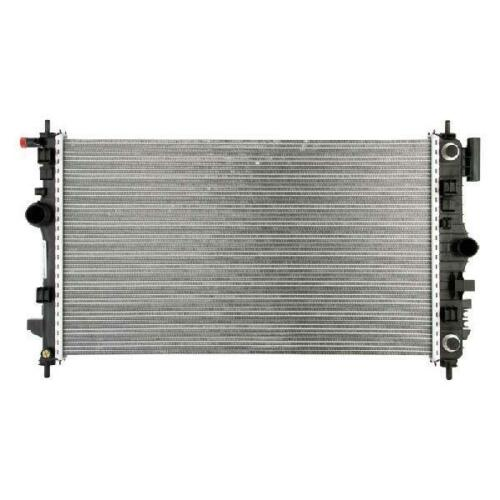 EIS B30721010 Engine Cooling Car Radiator Manual Diesel With AC Replacement