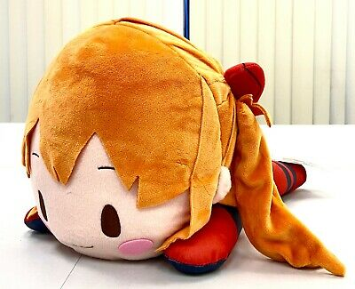 Sega Neon Genesis Evangelion EVA Anime Nesoberi Stuffed Plush Doll Asuka SG9401