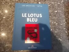 belle eo les archives tintin hergé le lotus bleu