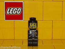 Lego City Police Officer Microfigure Split From Set 3865 NEW