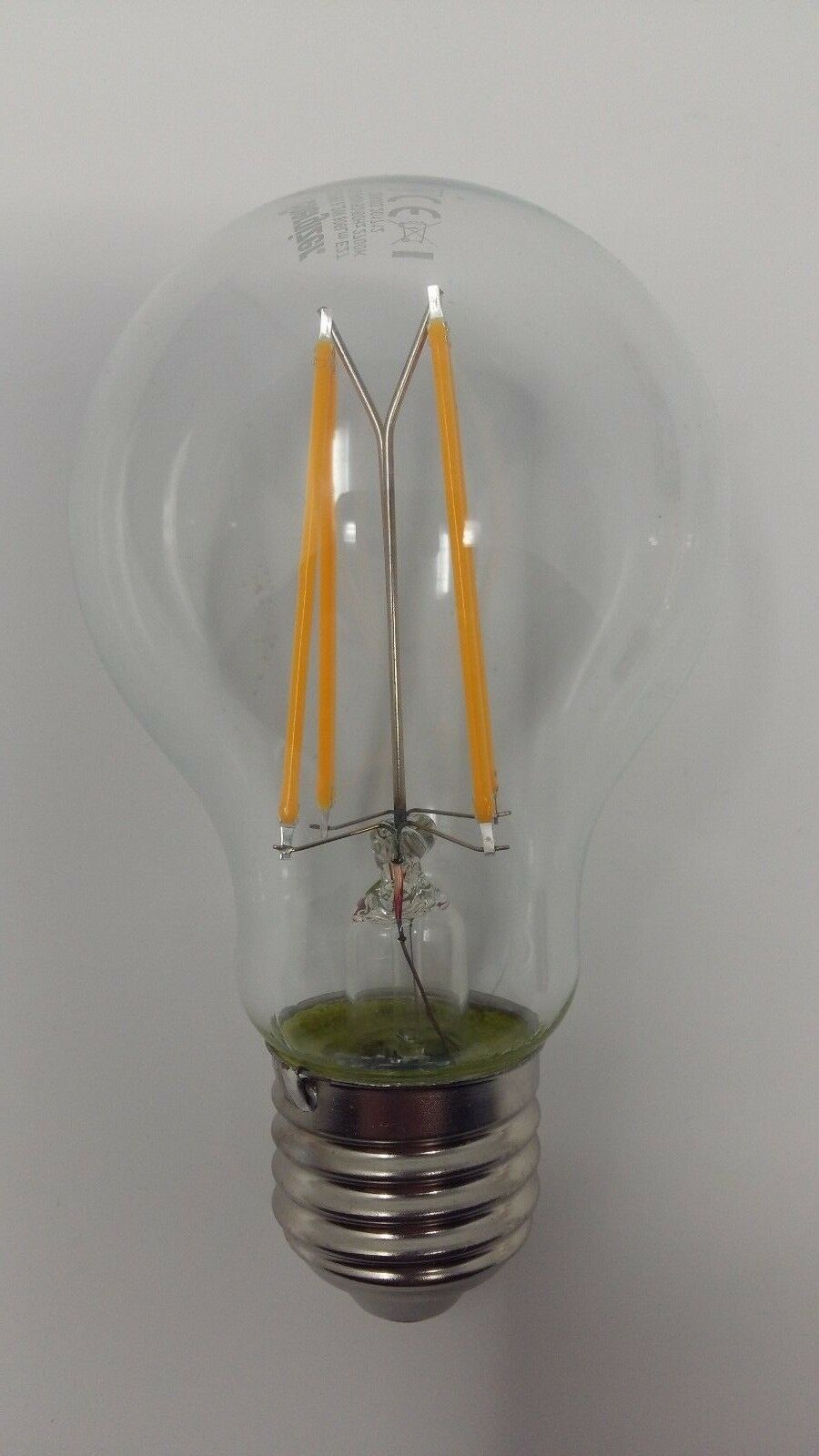 4.2w 6.2w 8w GLS Bombillas de filamento LED Energizer es tornillo en E27 40w 60w 75w