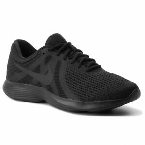 NIKE: Zapatillas Revolution 4 EU: Nike Hombre Negras AJ3490