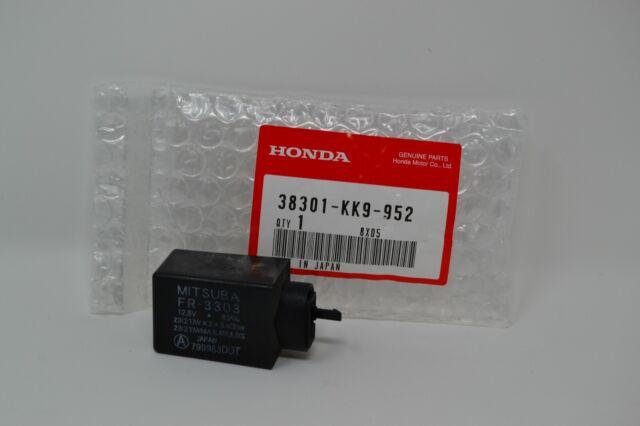 OEM Honda Turn Signal Relay 38301-KK9-952 VF1000R VF750 VF1100 GL1200 CBR600 GL1