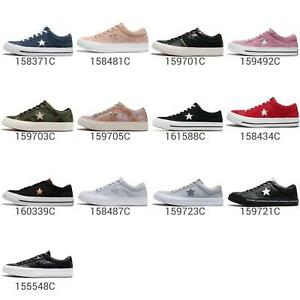 Converse-One-Star-OX-74-3-Star-Lab-Men-Women-Sneakers-Shoes-Pick-1