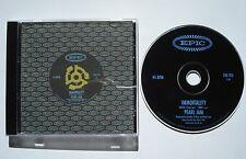 PEARL JAM    __    IMMORTALITY   __   PROMO CD   __   1 Track   __   1995