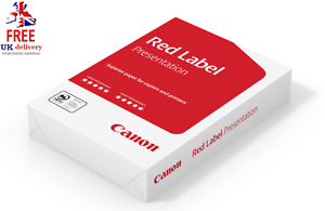 Laser /& Arts White A3 Plain Printing Paper Canon Red Label Compatible W// Inkjet
