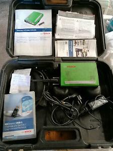 Diagnosegerät Diagnosetester Bosch KTS 570 im Koffer mit