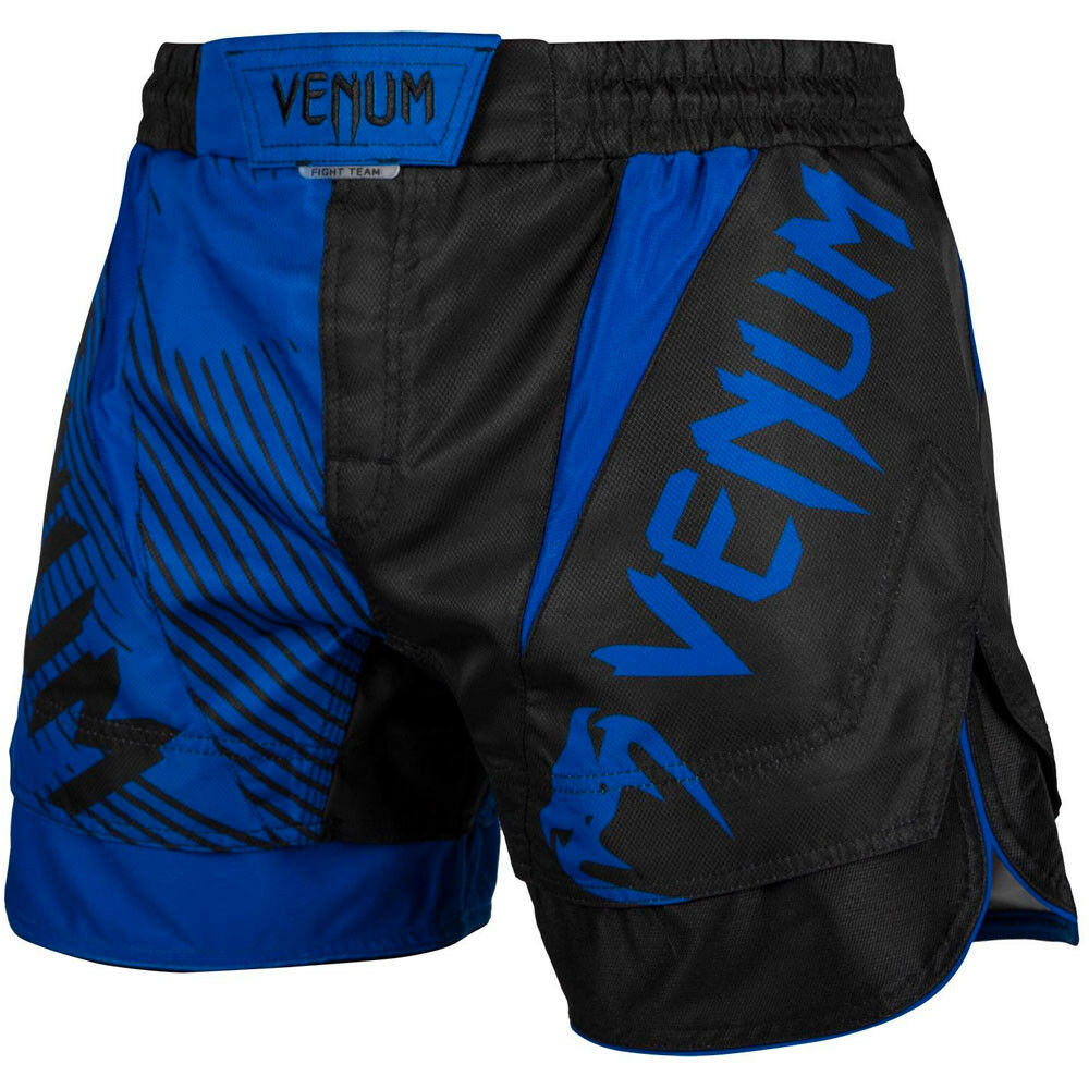VENUM MMA Fight Shorts, NoGi 2.0, schwarz-blau