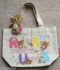 Cute Japan San-X Rilakkuma Small Tote Bag New