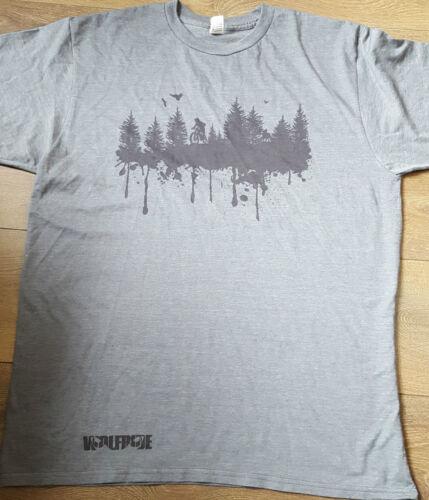 sustainable Mountain Bike t-shirt recycled Wolfride Organic