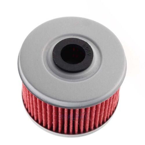 Oil Filter For Honda ATC250ES TRX250 TRX300 TRX350 TRX400EX TRX420 TRX450 TRX500