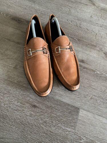 Gucci Horsebit Loafers Men Shoes Size 10