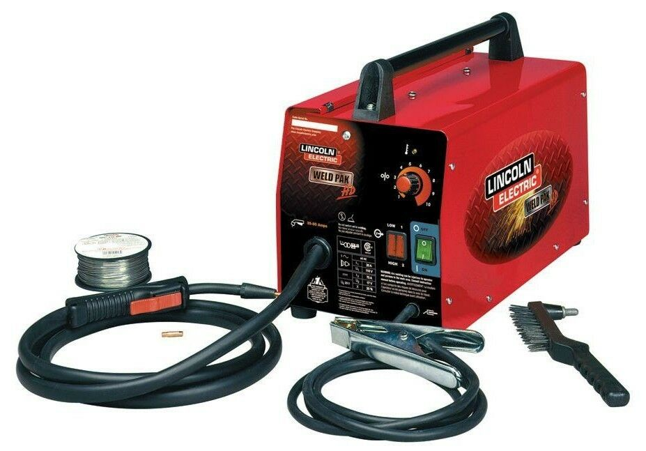 Lincoln Electric K2278-1 Handy Core Welder (NEW). Buy it now for 311.35